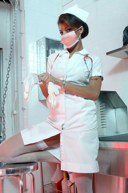 Fetish nurse femdom days