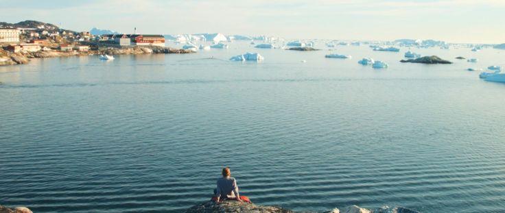 Portrait of Greenland