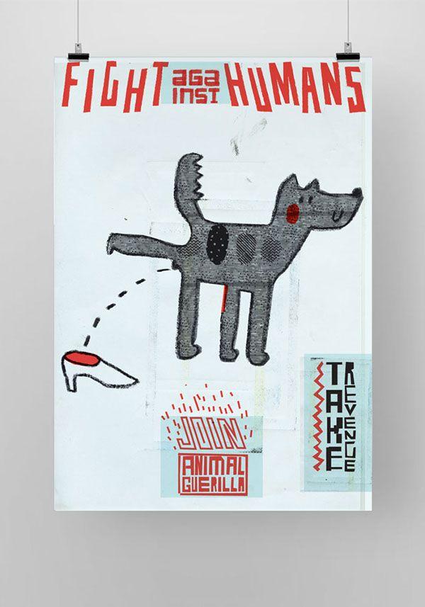 Animal Guerilla_dog