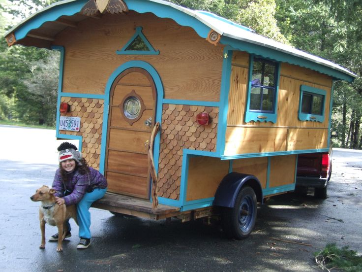 Gypsy Wagons by Joseph