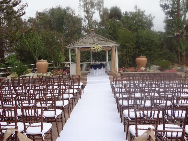 Huntington Beach CA Outdoor Country Wedding Venues