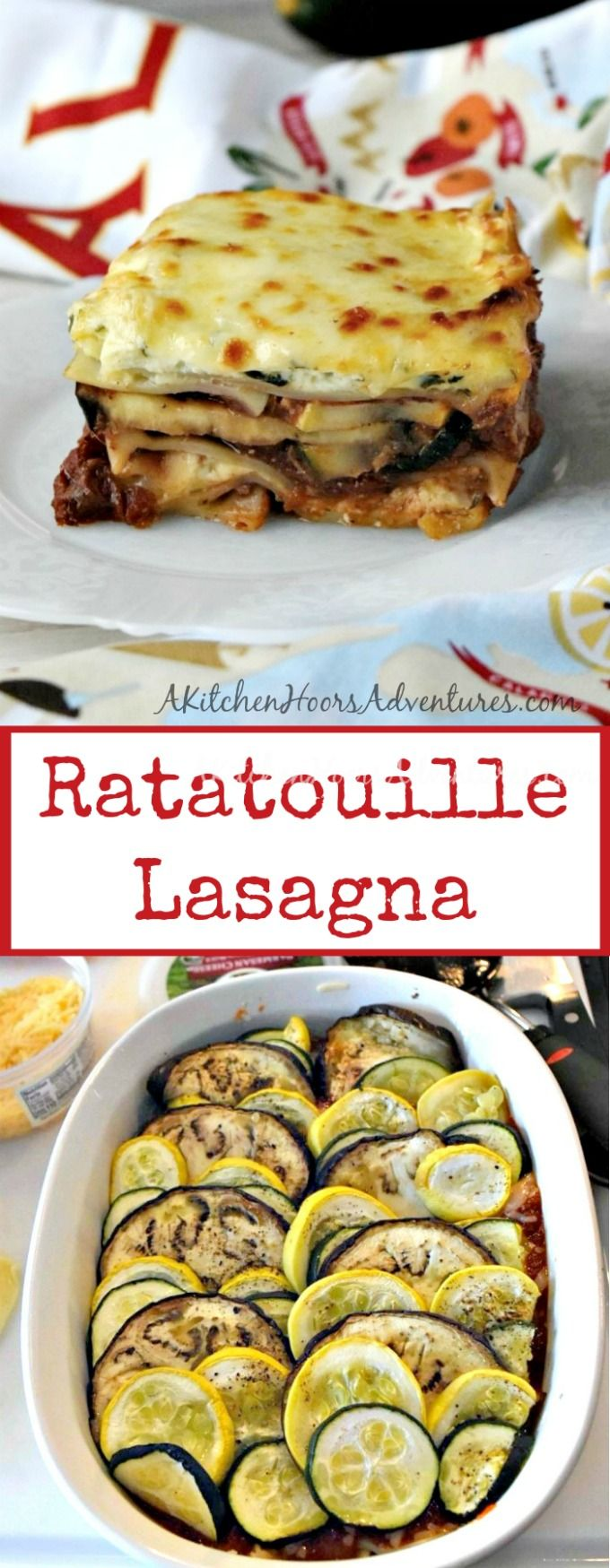 If you prefer organic fruits and vegetables for your family, then have no fear! My Organic Ratatouille Lasagna is 100% organic from the olive oil to the pasta. And the Veggie Wash is organic, too!