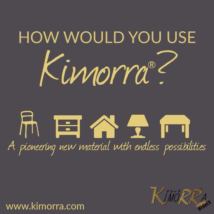 "0 Likes, 1 Comments - Changing The Face (@ctfoc) on Instagram: ""Kimorra® a pioneering new material with endless possibilities. How would you use it? Let's talk and…"""
