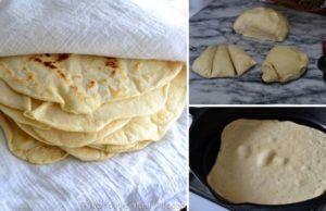 Když se naučíte tento jednoduchý recept na tortilly, už nikdy po nich nesáhnete v obchodě!