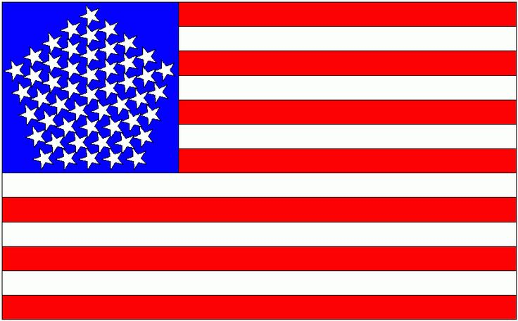 44 star american flag