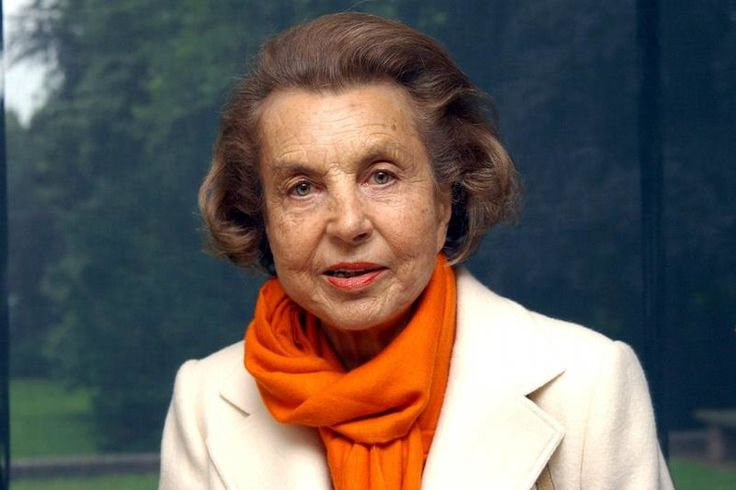 """Majątek zmarłej Liliane Bettencourt """"Forbes"""" szacował na 39,5 mld dol."""