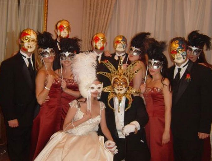 The 155 Best Masquerade Ball Wedding Theme Images On Pinterest
