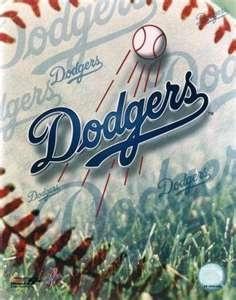 Dodgers... C'mon baseball season