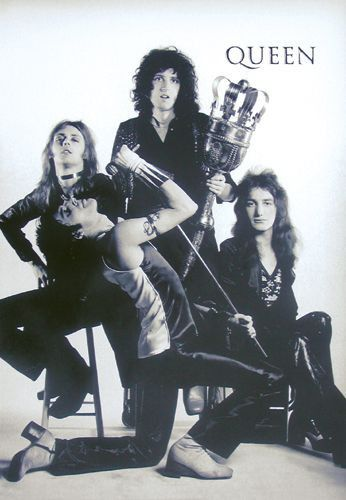 Queen - This was one of the first bands I ever loved. They are one of the all-time greats!