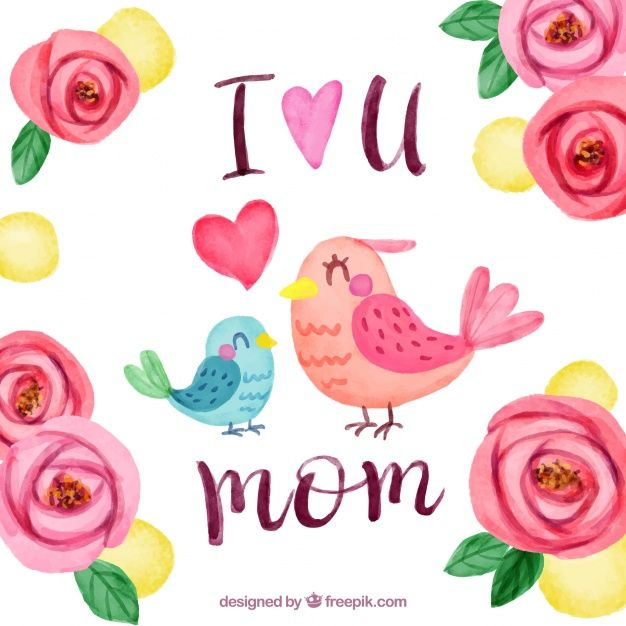 Freepik and Flaticon's Beautiful Mother's Day Themed Freebie Pack