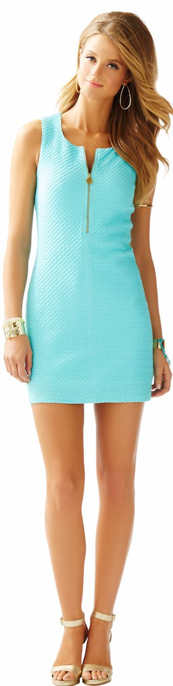 LILLY PULITZER LYND SLEEVELESS SHIFT DRESS | House of Beccaria~