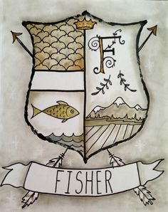 1000 images about our family crest on pinterest circles design and clip art - Crest home design curtains ...