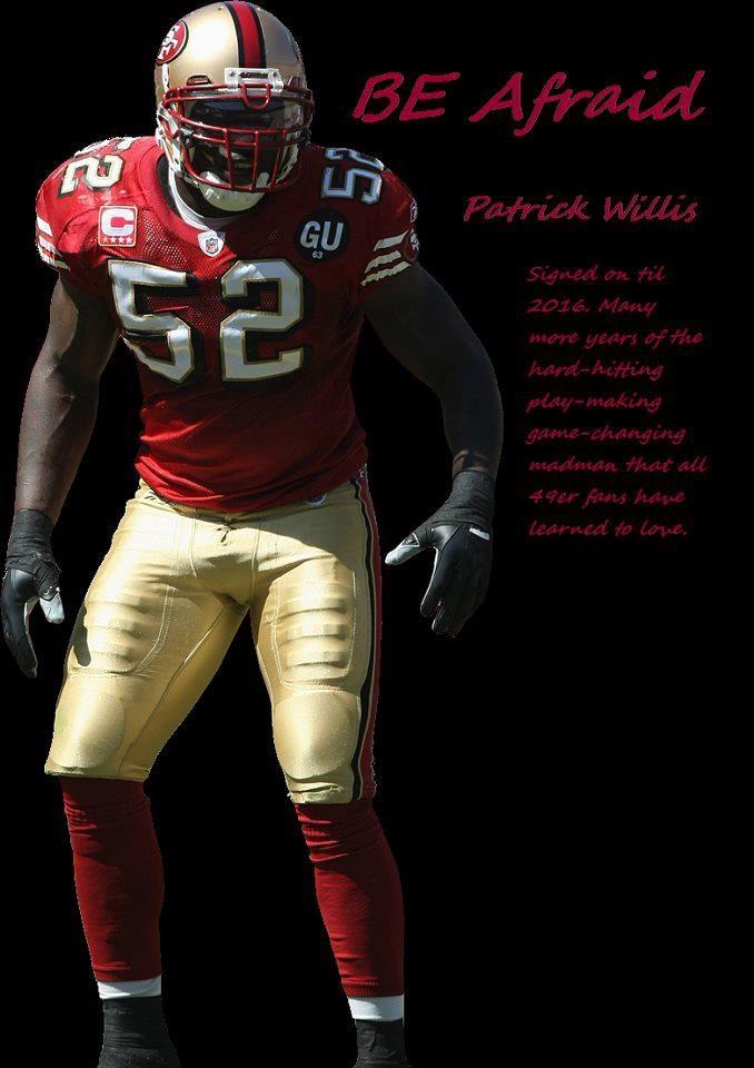Patrick Willis Favorite Player