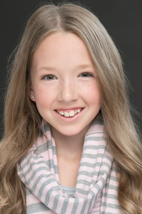 FAITH GEERTS - 800 Casting Profile