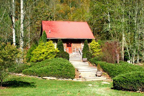 Boone NC Creekside Cabin, Creekside North Carolina Mountain Vacation Cabin Rental