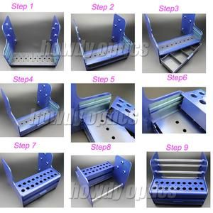 TS4001 Plastic Glasses Tools Stand Screwdriver Pliers Stand Rack Holder