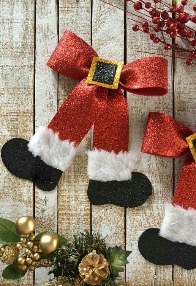 M s de 25 ideas incre bles sobre adornos de navidad en - Adornos navidenos elegantes ...