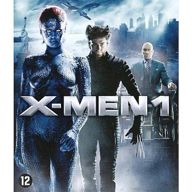 X-Men (Blu-Ray) #xmen #xmen1 #x-men #dvd #bluray
