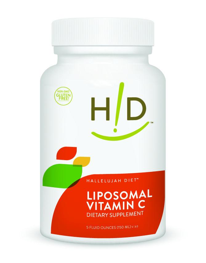 Liposomal encapsulated vitamin c