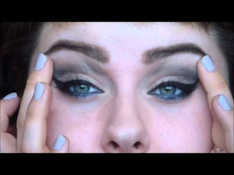 Best tutorial I've found on doing Effy from Skins makeup!