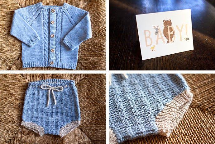 Ullstrikk - The wool knitters blog: EI GÅVE NÅR KULDA SET INN / GIFT FOR A NOVEMBER BABY