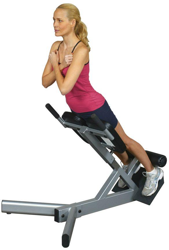 23 Best Back Exercise Equipment Images On Pinterest