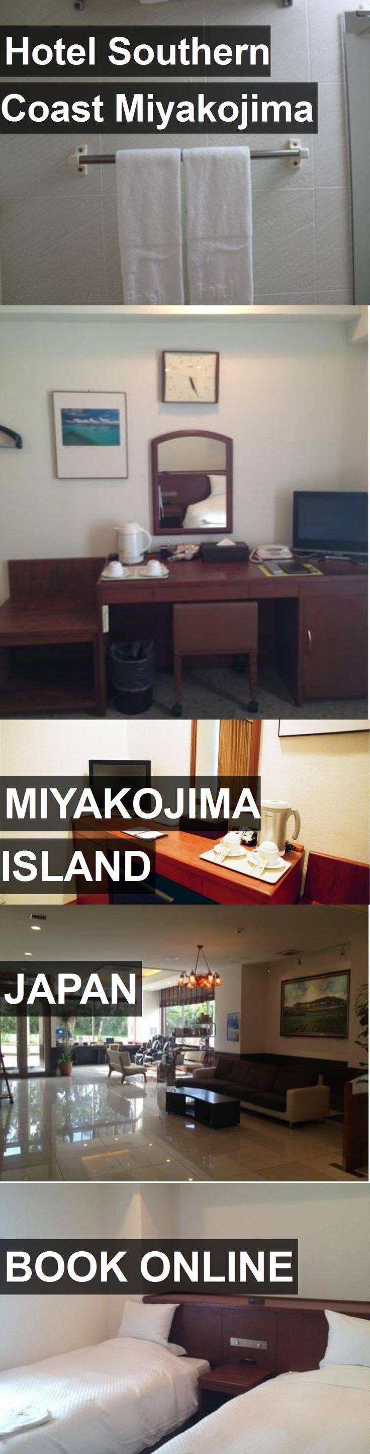 Hotel Southern Coast Miyakojima in Miyakojima Island, Japan. For more information, photos, reviews and best prices please follow the link. #Japan #MiyakojimaIsland #travel #vacation #hotel