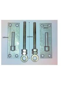 Garden Gate Hinge Set