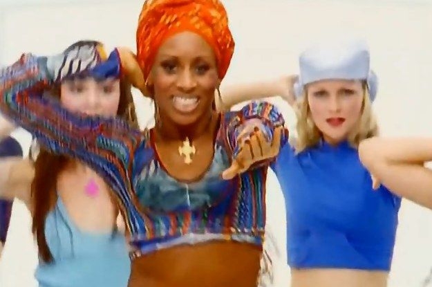 """The True Meaning Of """"Macarena"""" Will Horrify Every '90s Kid"""