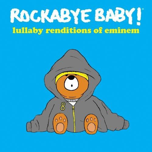 Lullaby Renditions of Eminem [CD] - Front_Standard