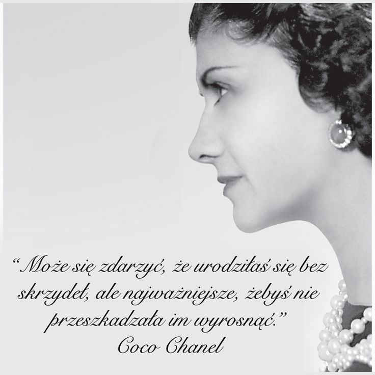 Coco Chanel <3 #CocoChanel #fashion #beauty #quote