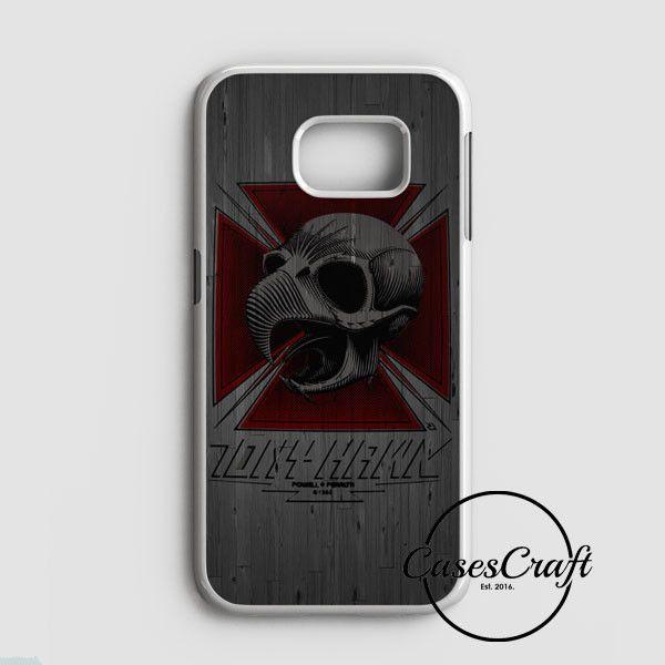 Tony Hawk Skateboard Skull Garden Logo Samsung Galaxy S7 Case | casescraft