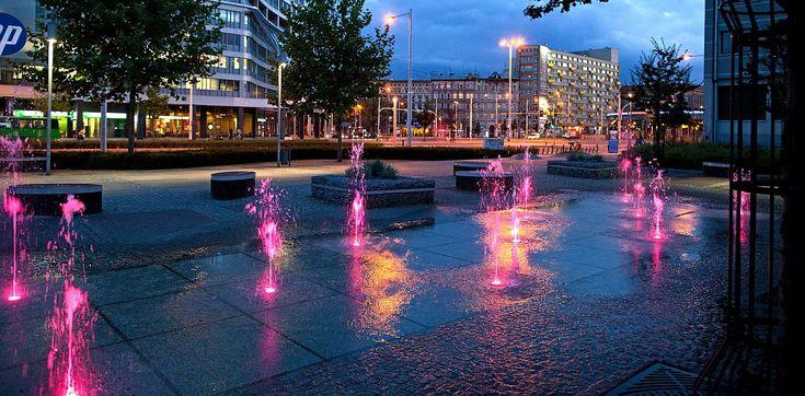 Realizacja: Plac Grunwaldzki, Wrocław