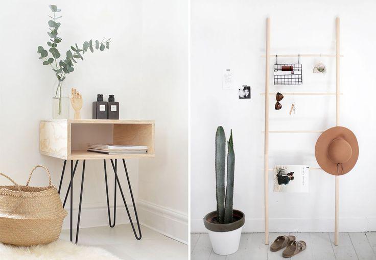 Opgradér dit hjem med disse 7 cool DIY-projekter