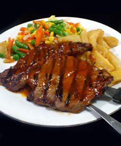 [Resep] Saute Fillet Steak Laporousse http://www.perutgendut.com/read/saute-fillet-steak-laporousse/798 #PerutGendut #Resep