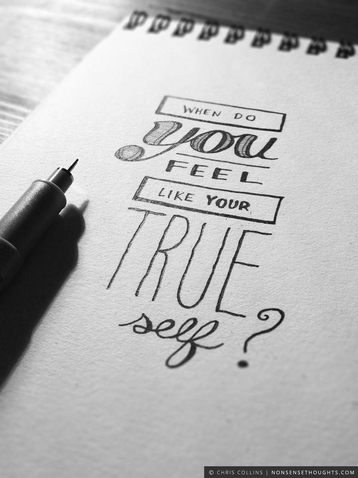 Les mots se passent d'explications. Chaque typo a un sens différent qui attend juste d'être trouvé. Le N&B, le genre de police de caractères, les types de ligne elles-mêmes et même les ombres... tout apporte un style unique à chaque mot qui attend d'être découvert.