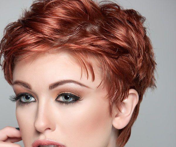 Hair Ideas For Short Hair Pinterest: 25+ Best Ideas About Short Copper Hair On Pinterest