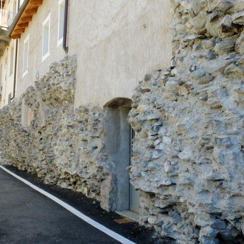 #mortier #pierre #ciment #chaux #aosta