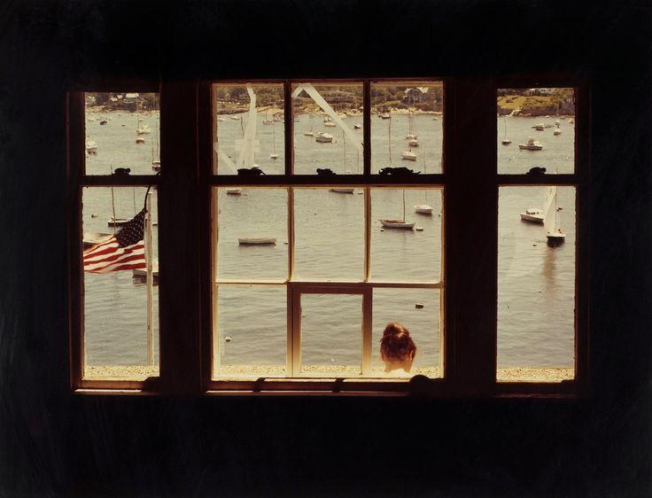 18 Gregory Street, Marblehead, Massachusetts  photo by John Pfahl, 1978