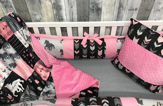 Baby Crib Toddler Bedding
