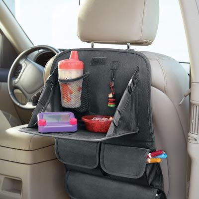 Car Organizer Desk and Storage-going to have to get these when they are back in stock