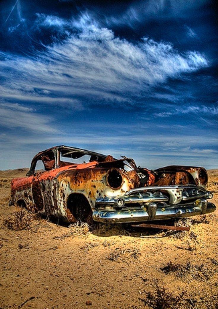 Forgotten pile of rust. Source Facebook.com   Old cars, Vintage ...