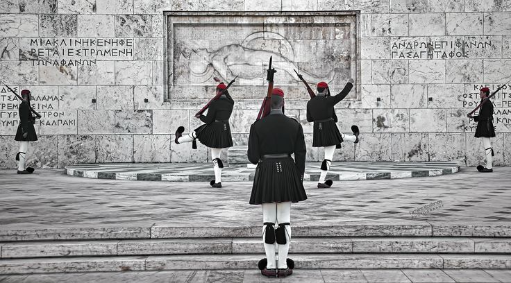 Tomb of the Unknown Soldier Athens Greece by Dimitris Koskinas on 500px