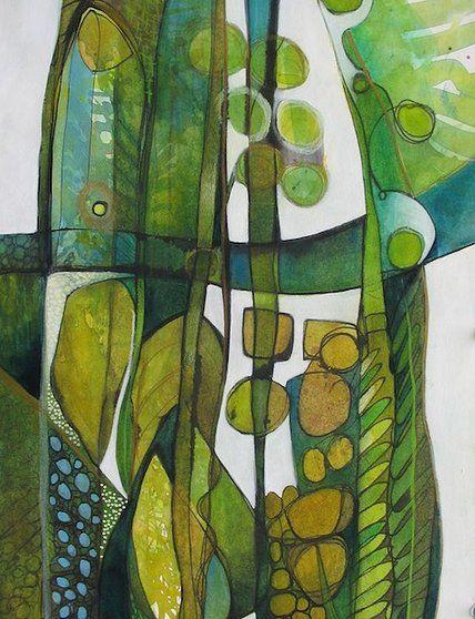 Canadian Artist Debrah Andrews