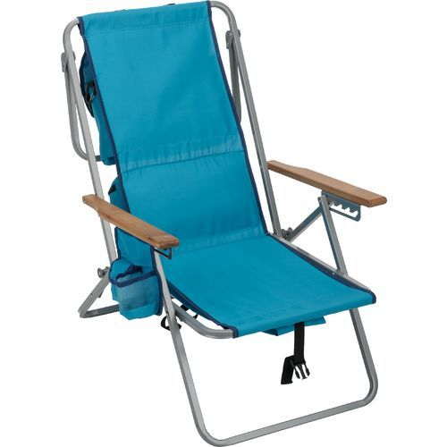 Rio 5-Position Backpack Chair with Cooler