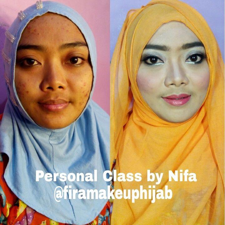 Tutorial Hijab Make Up Wardah