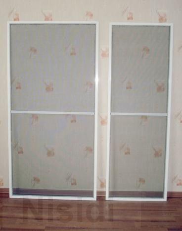 Раздвижная москитная сетка на балкон - Изображение 1