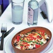 Saganaki d'aubergines - une recette Légumes - Cuisine