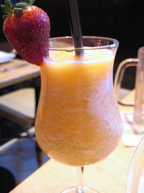 Cheesecake Factory Peach Bellini