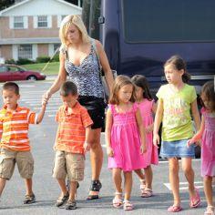 Kate gosselin kids 2013 | Kate Gosselin's Kids Traumatized By Wife Swap With Kendra Wilkinson ...